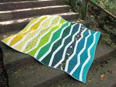 New Wave Quilts free pattern