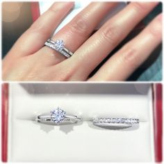 A gem solitaire could be the essential gemstone diamond engagement ring. Although other gemstone diamond engagement ring settings fall and increase in recognition, a solitaire ring can be a classic… Diamond Wedding Rings, Bridal Rings, Diamond Engagement Rings, Solitaire Diamond, Diamond Rings, Wedding Bands, Opal Rings, Solitaire Engagement Rings, Tiffany Solitaire
