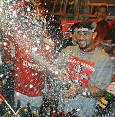Congratulations to the St. Louis Cardinals.