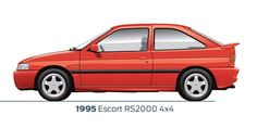 Ford Escort RS2000 Image from www.fastfordmag.co.uk