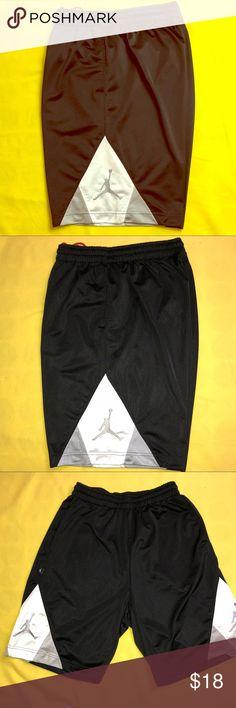 Nike Air Jordan Basketball Shorts Size Large Air Jordan Nike Shorts Size Large in good condition. Nike Shorts Athletic