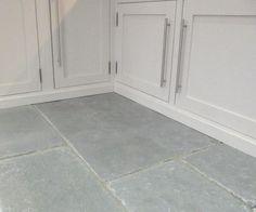 Limestone floor - grey/ bath?