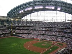 The biggest surprise about Miller Park is that their tailgating rivals that of any good NFL team. Avoid the parking fees. Find out how. http://www.stadium-advisor.com/miller-park-seating-chart.html