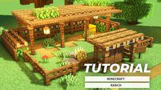 Minecraft Farmen, Minecraft Villa, Minecraft Welten, Minecraft Mansion, Minecraft Structures, Minecraft Cottage, Easy Minecraft Houses, Minecraft Decorations, Amazing Minecraft
