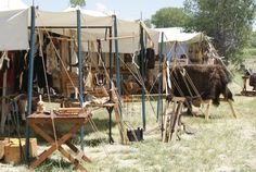 1838 Mountain Man Rendezvous, Riverton, WY Photo:  Jennie Hutchinson  http://www.windriver.org