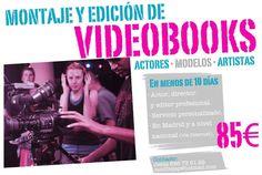 Edición de VIDEOBOOKS por 85€