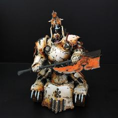 Nurgle Lord of Skulls, Warhammer 40k Apocalypse