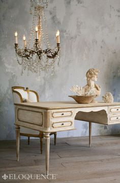The Eloquence Collection Coco Madame Desk
