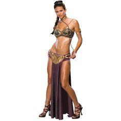 0dc33ed4cb Princess Leia Slave Med Adult