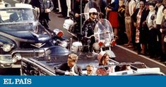 US President Donald Trump says he will allow the release of classified documents relating to the assassination of President John F Kennedy, shot dead while visiting Dallas, Texas in Jackie Kennedy, Les Kennedy, Jaqueline Kennedy, Lincoln Kennedy, Robert Kennedy, Donald Trump, Die Kennedys, Friedrich Hegel, Rolodex