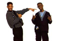 DJ Jazzy Jeff and Fresh Prince