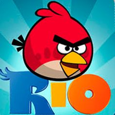 Play Angry Birds Rio game on facebook.  https://apps.facebook.com/birdsangryrio/