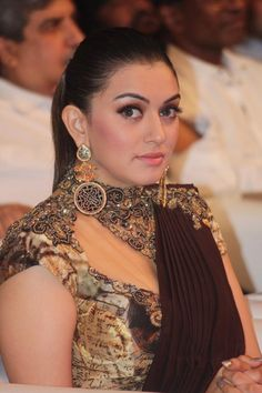 Hansika Motwani Latest Photos At Puli Audio Launch