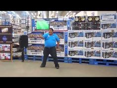 Mexican Man Shows Off His Funny Dance Moves - #Mexican #dance #funny