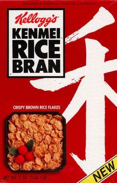 Kenmei Rice Bran Cereal