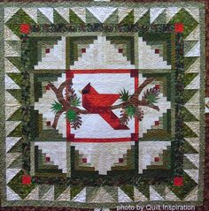 Quilt Inspiration: Happy (quilted) Holidays! The Best of Christmas 2014 (part 2)