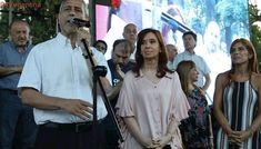 Un grupo de intendentes K se rebela contra María Eugenia Vidal por el pacto fiscal