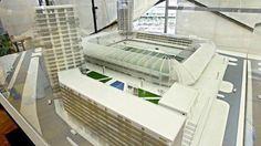Návrh Národného futbalového štadióna v Bratislave
