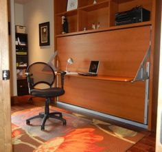 diy murphy bed desk diy murphy - Murphy Bed Desk