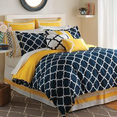 Jill Rosenwald West Point Home Series Hampton Links Navy Blue Soapdish
