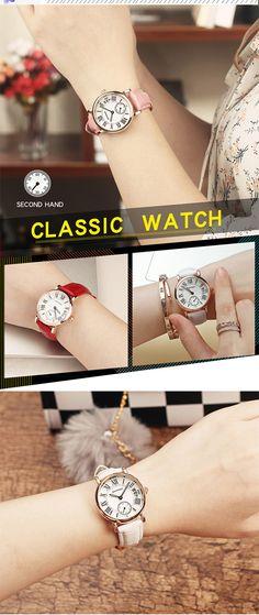 SANDA P206 Kvinner Quartz Watch Quartz Watch, Bracelet Watch, Women Jewelry, Watches, Lady, Bracelets, Accessories, Style, Fashion
