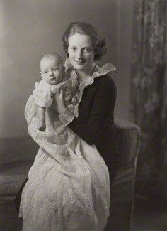 Diana Spencer Churchill | Julian George Winston Sandys; Diana Churchill (Mrs Bailey, later Mrs ...