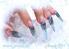 Sceleton Nails