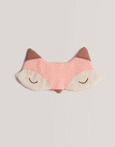 inspiration ~ Sleeping mask renard