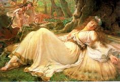 There Sleeps Titania, Frederick Howard Michael