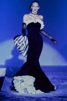 Mugler Spring 1997 Couture Collection Photos - Vogue
