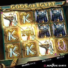 A new mysterious treasure chamber was brought to light. Whoever manages to open the chamber, awaits wealth, even the Pharaoh would be envious. Get ready, the Gods of Egypt are counting on you! This is our newest game! Go check it out!