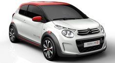 """Citroën expondrá el concept-car """"C1 Swiss & Me"""" en Ginebra."""