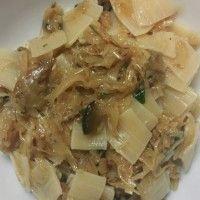www.tapenda.pl przepis Lazanki_z_kiszona_kapusta_i_grzybami 4555 Healthy Recipes, Healthy Food, Snacks, Meat, Chicken, Dinner, Polish, Polish Food Recipes, Cooking