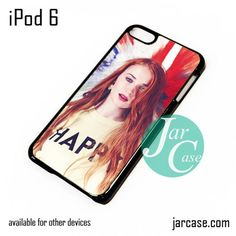 sophie turner 11 iPod Case For iPod 5 and iPod 6
