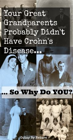 Traditional Food Diet and Crohn's Disease - Gutsy By Nature