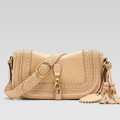 "Gucci bags and Gucci handbags 263954 9907 ""Handmade"" Medium Shoulder Bag With Woven Leather Detail 300 Designer Handbags Online, Replica Handbags, Cheap Handbags, Handbags On Sale, Luxury Handbags, Fashion Handbags, Fashion Shoes, Fashion Fashion, Fashion Accessories"