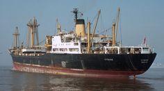 Merchant Navy, Merchant Marine, Hms Hood, Nautical Painting, Ship Art, Water Crafts, Steamer, Sailing Ships, Trains