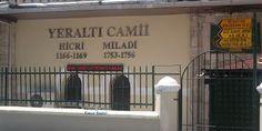 İstanbul'un İncileri Yalı Camileri : Yeraltı Camii