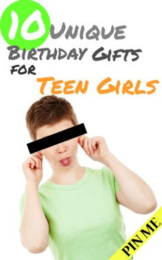 Birthday Presents for Teenage Girls