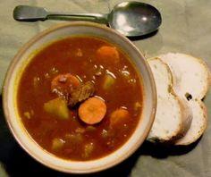 Dulcie & Cubano: Goulash Soup