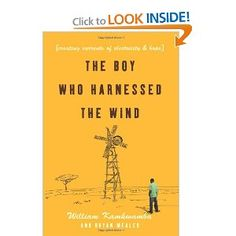 To read.  Could be perfect during physics unit - then build turbines.