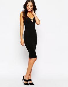 New Look Sexy Strappy Bodycon Dress