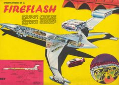 MOONBASE CENTRAL: TV21 - ALL IS REVEALED PART2 | Fireflash (Thunderbirds) | Gerry Anderson