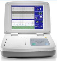 MCF-21K (Mars K Series)  Fetal Monitor(CTG Machine) 10.4 inches