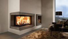 Experience warmth at its best and inform yourselves about heating with wood.