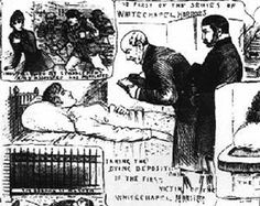 A press depiction of Emma Smith's death at the London Hospital. Some have speculated that Emma Smith may have been the first victim of Jack the Ripper, though it is unlikely. Jerome Flynn, Annie Lee, Famous Serial Killers, Elizabeth Smith, East End London, Ripper Street, Holiday Nights, Bbc America, Victorian