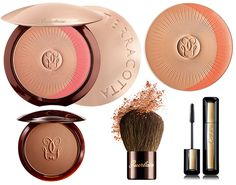Guerlain Terracotta and Eye Party Collections for SS15 bronzers | MakeUp4All