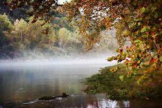 Autumn at Lake Taneycomo