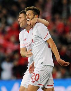 Adam Lallana: How actions will speak louder than words for #Liverpool FC's £25m man