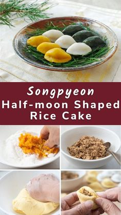 Songpyeon is a must-have Chuseok delicacy. These little rice cakes are stuffed with sweet fillings. Learn how to make songpyeon with natural food coloring options!